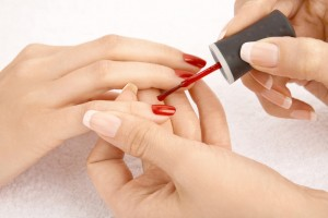 Nails During
