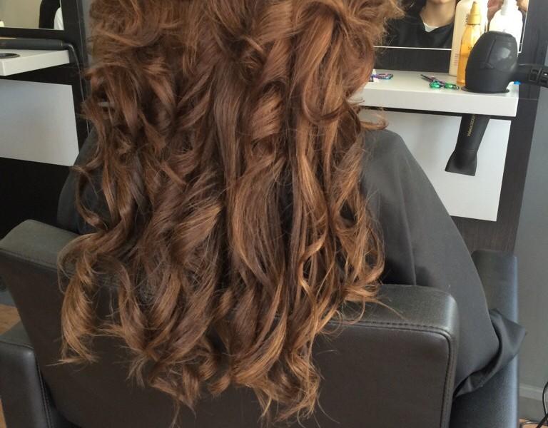 Keratin Bond Hair Extensions 5 Months On Salon Brewood Salon