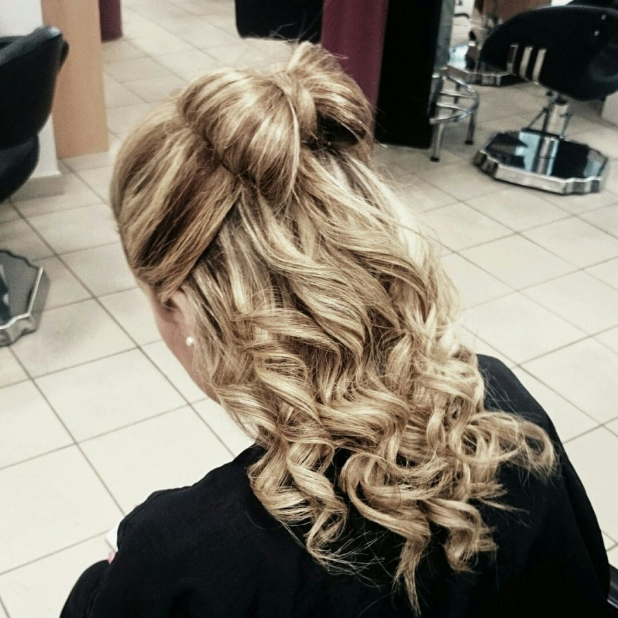 Hair Updo by Paulina